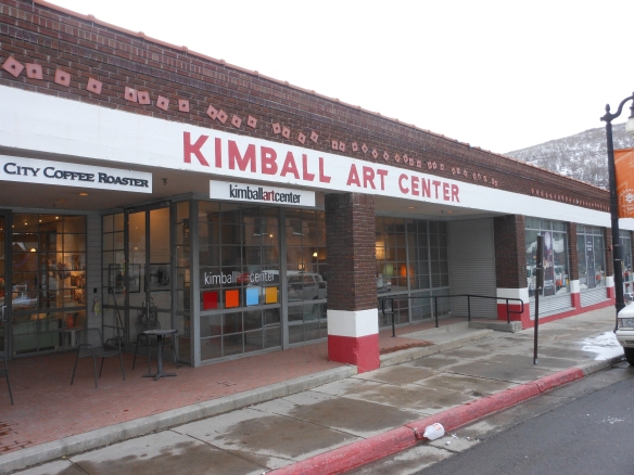 Kimball Arts Center, Park City, UT