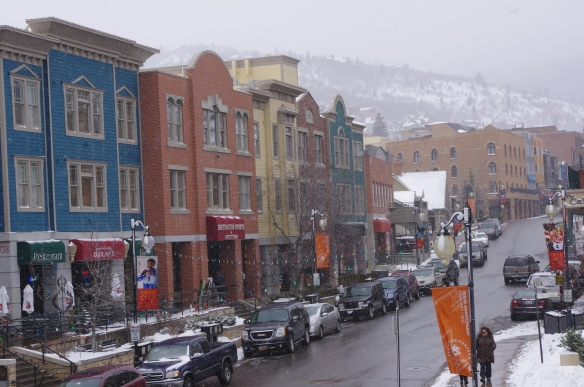Main Street, Park City, UT