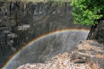 Rainbow, Victoria Falls, Zambia, Africa